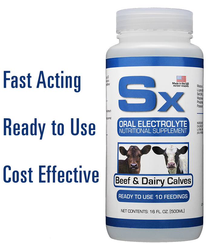 Sx Oral Electrolyte and Nutritional Supplement